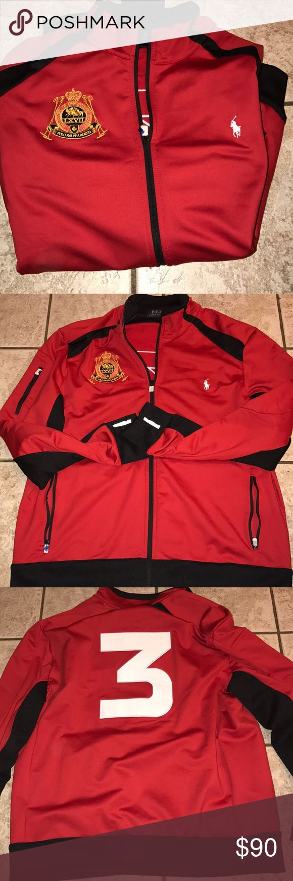 Polo sports jacket Brand new Polo by Ralph Lauren Jackets & Coats Lightweight & Shirt Jackets