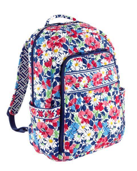 Laptop Backpack | Vera Bradley. I want one so bad!