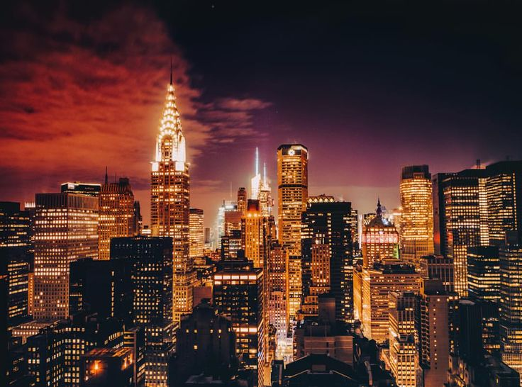 NYC. The first place I travelled to solo and have transited through numerous times since. I've never managed to capture the skyline quite like this though.
