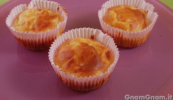 • les oignons salés Muffin