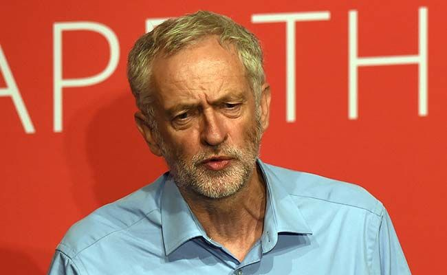 Britain's main opposition Labour party sends out ballot papers for its leadership election yesterday, with Jeremy Corbyn, a veteran socialist who would move the party significantly to the left,