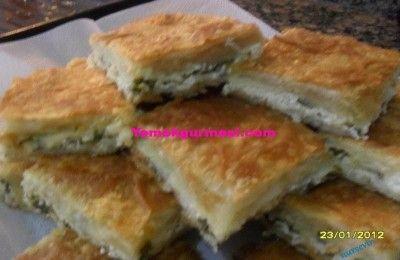 Milföy Börek -Yalancı Arnavut Böreği | Yemekgurmesi