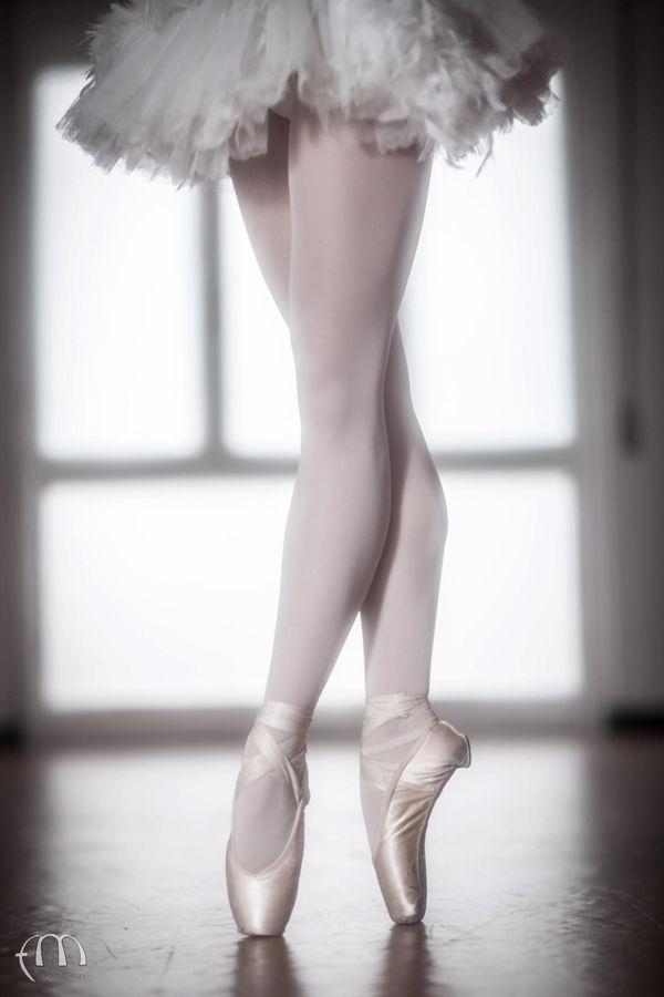 Lorsque je danse, je ne cherche à surpasser personne d'autre que moi.