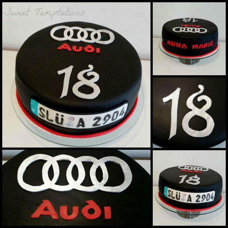 Audi Cake on Cake Central