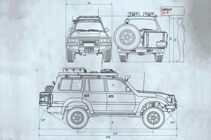 1994-toyota-land-cruiser-fzj80-dimensions
