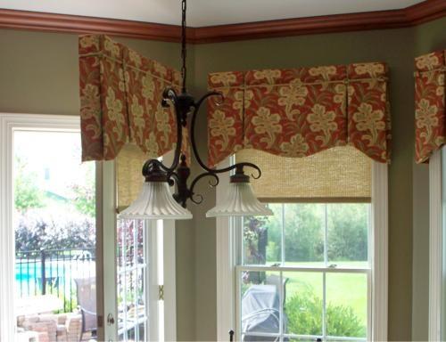 Neat Swingng Cornice On Door Matches Window Cornices In