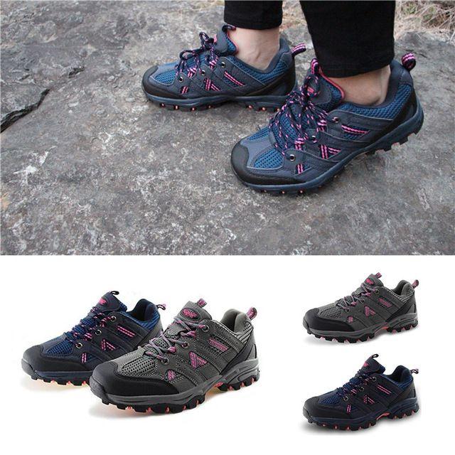 Women Hiking Shoes Outdoor Anti-Slip