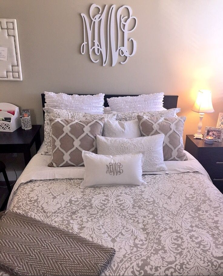 College Apartment - Need Bedroom Decorating Ideas?