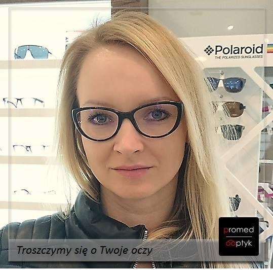 Pani Elżbieta do swoich nowych okularów zamówiła szkła #Eyezen, szkoda jednak, że nikt tego nie przeczyta, bo nie da się oderwać wzroku od zdjęcia :) więcej: http://optyk-promed.pl/…/11-nowosc-w-naszej-oferc…/66-eyezen #optyk #optometrysta #okulista #okulary #oczy #zdrowie #zmęczenie #relaks #monitor #praca