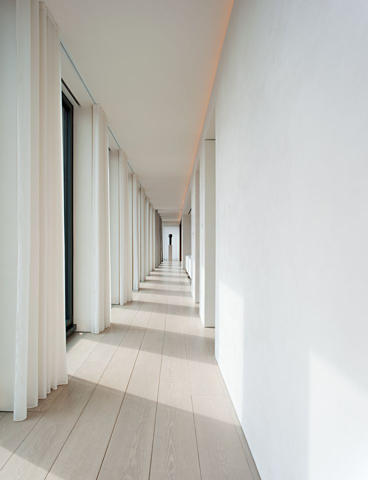Beautiful, white simplicity from johnpawson.com/works/schrager-apartment/