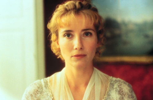Emma Thompson, Elinor Dashwood - Sense and Sensibility (1995) #janeausten #anglee