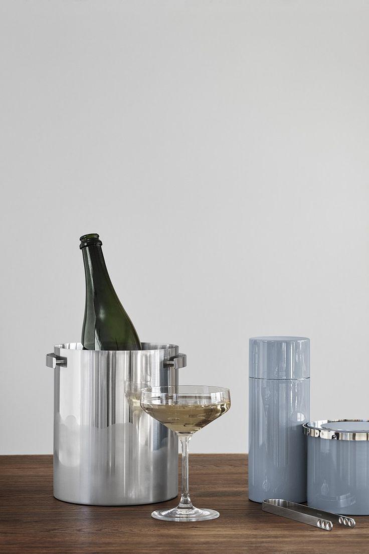 Cylinda Line By Arne Jacobsen For Stelton