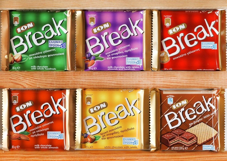 #break #greekchocolates