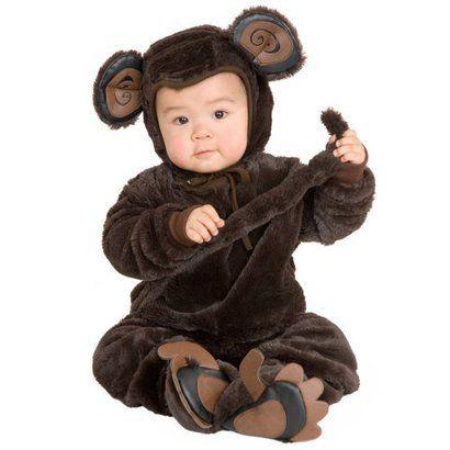 Plush Monkey Infant Costume........OML