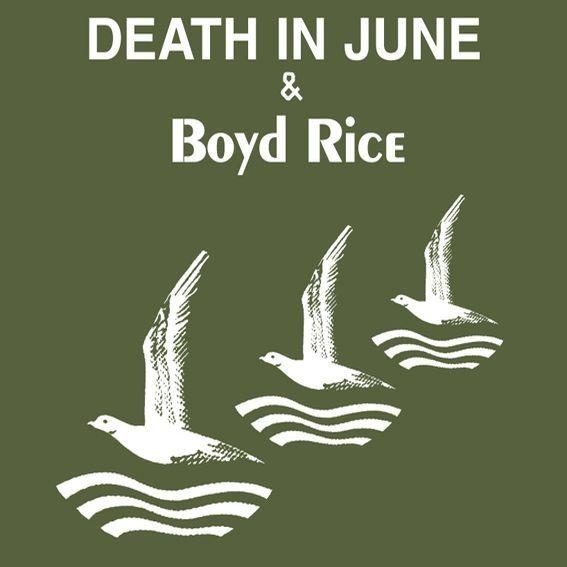 Death In June & Boyd Rice - Alarm Agents (Vinyl, LP, Album) at Discogs