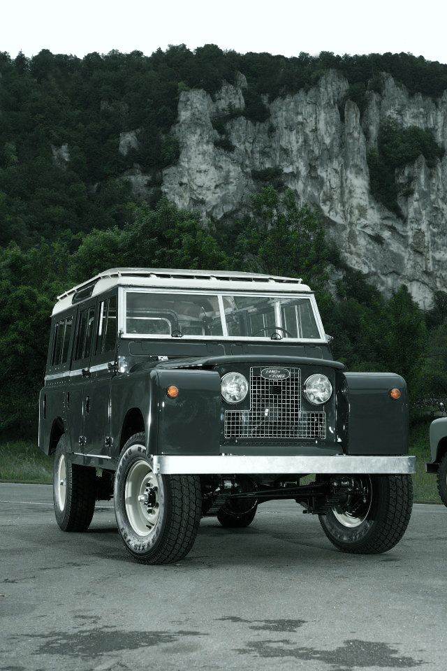 107 best images about land rover vintage on pinterest west coast cars and land rover series 3. Black Bedroom Furniture Sets. Home Design Ideas