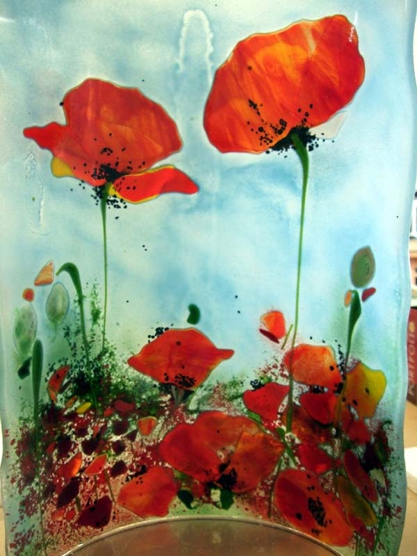 138 Best Poppies Images On Pinterest Poppies Art Floral