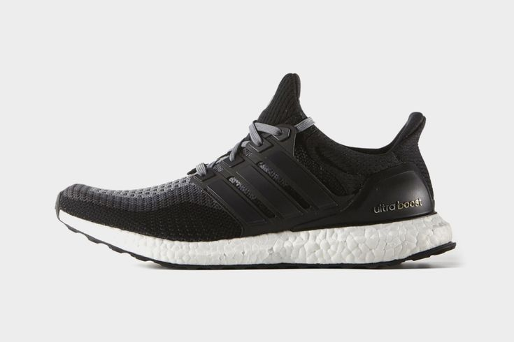 adidas Ultra Boost ST M Men's Running Shoes, Black