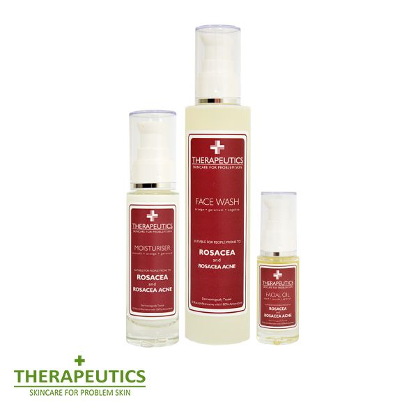 Natural Elements - Rosacea Kit, �49.99 (http://www.naturalelementsskincare.com/rosacea-kit/)