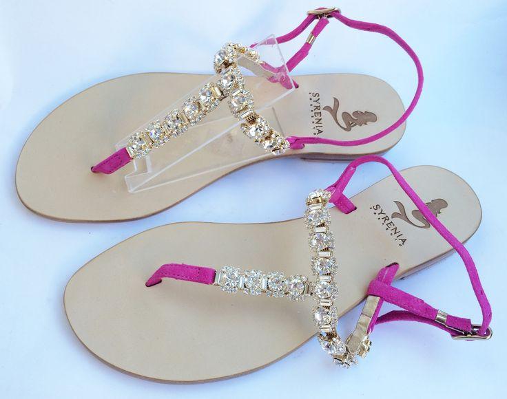 capri sandals, jeweled sandals, sandali gioiello,