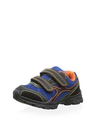 40% OFF Carter's Kid's Dash Sneaker (Black/Grey/Orange)