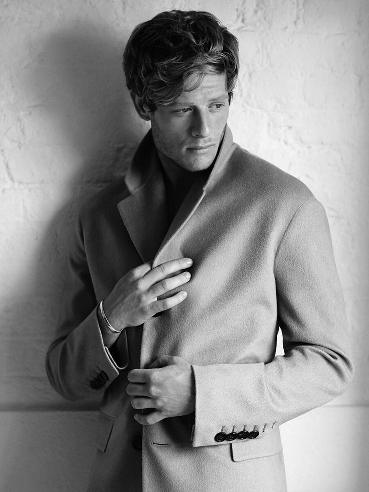 James Norton by Cameron McNee for 7th Man Magazine