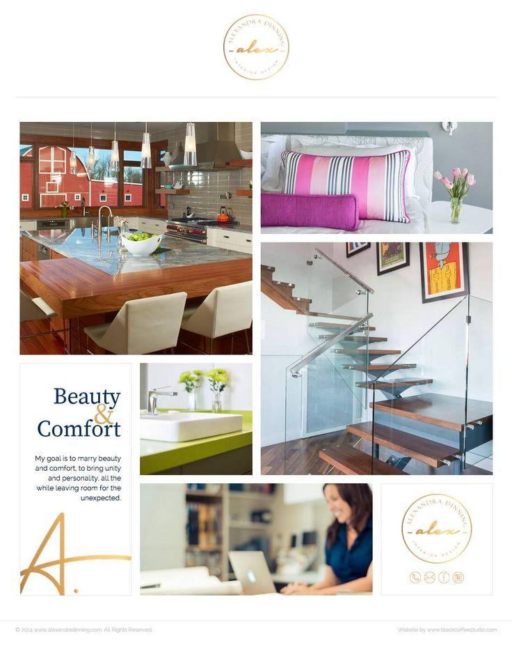 Alexandra Dinning Interior Design http://www.alexandradinning.com/