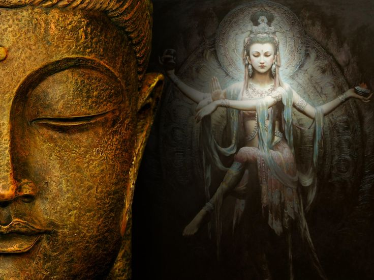 Budha & Shiva
