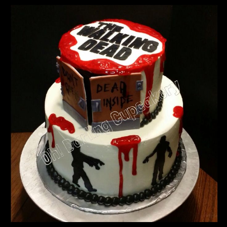 The Walking Dead Cake Ideas | Share