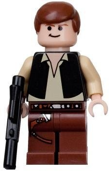 Best Kylers Board Lego Star Wars Images On Pinterest Lego - 25 2 lego star wars minifigures han solo han in carbonite blaster