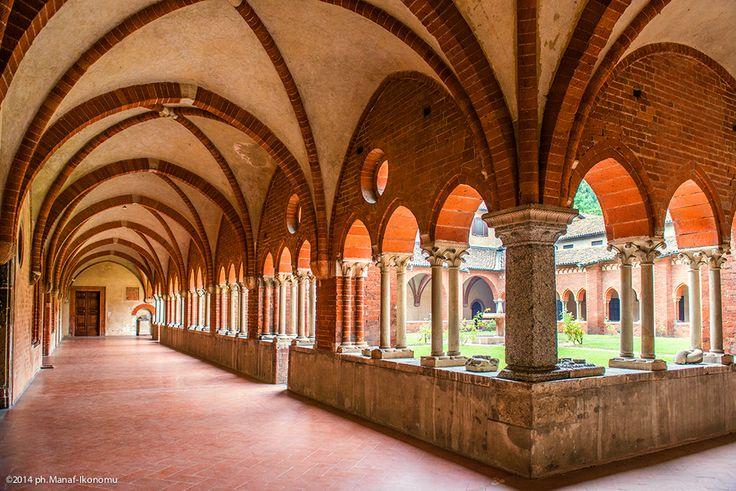 abbazia cistercense di chiaravalle - milano sud