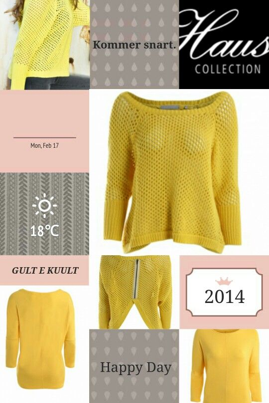 Haust collection.  @Haust ....