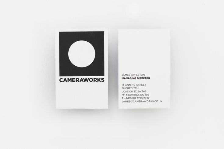 cameraworks | why not associates