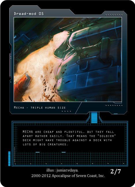 card sample - artwerk by jun1art