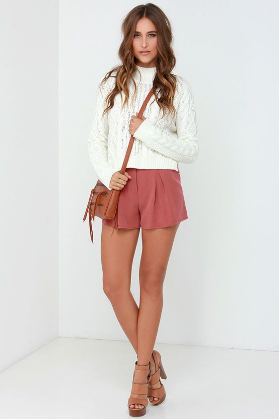 17 Best ideas about Red High Waisted Shorts on Pinterest | Old ...