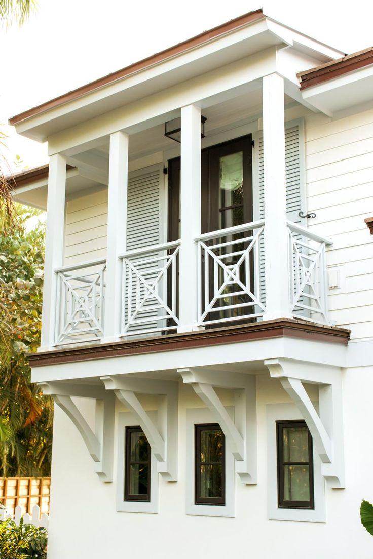 Best 25 balcony railing ideas on pinterest small for Balcony addition