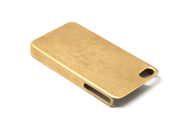 Any thoughts this Sold Gold iPhone 4 case by @Miansai may be a bit heavy? Or costly at $10,000?