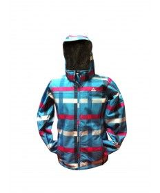 DARE 2B PARKA NIÑO ON BOARD SSHELL