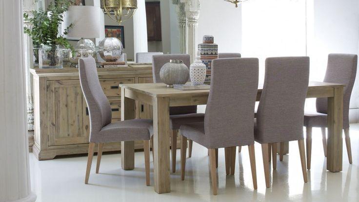 Hampton 7 Piece Dining Setting - Dining Furniture - Dining Room - Furniture, Outdoor & BBQs   Harvey Norman Australia
