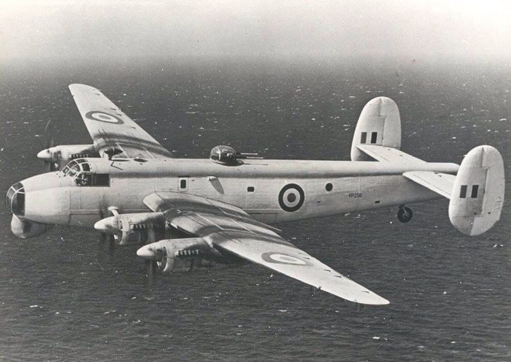 RAF Shackleton .