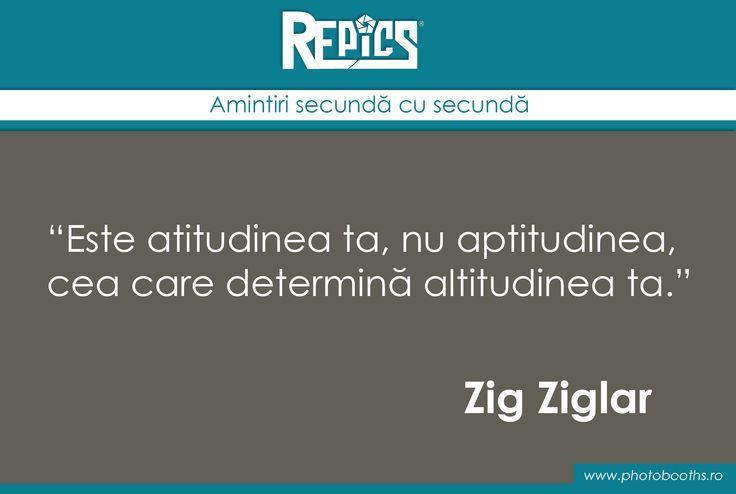 Cu ajutorul REPICS poți să îți îmbunătățești atitudinea într-o secundă!
