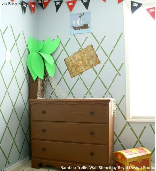 260 Best Images About Nursery & Kid's Room Stencils On Pinterest