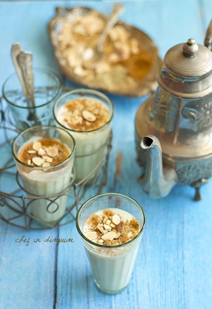 "Hijazi coffee (also known as almond coffee, white coffee,or sweet coffee) is a popular drink in the Hijaz area of Saudi arabia (hence the name Hijazi coffee).Despite being called Hijazi coffee, this drink has no coffee or caffeine for that matter.It uses ground almonds in the place of ground coffee beans making it a perfect option for those who want to enjoy a warm drink while keeping their caffeine intake in check.This white ""coffee"" is velvety smooth, rich without being overly so. Add the…"