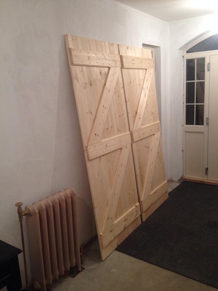 Barn-Style Sliding Doors                                                                                                                                                     More