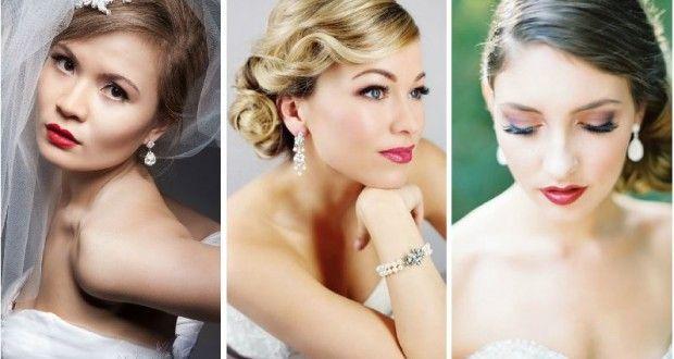 Düğün günü gelin makyajı için 5 ipucu ! | Kadinveblog