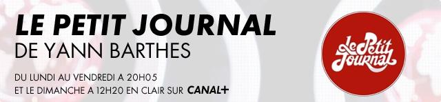Le Petit journal - CANALPLUS.FR