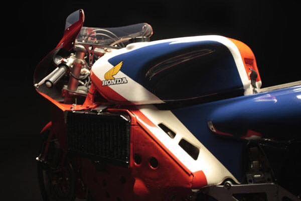 1979 HONDA NR500