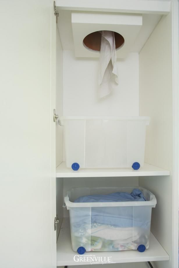 Die besten 25+ Garagen waschküchen Ideen auf Pinterest Garagen - badezimmerschrank mit wäschekorb