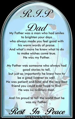 missing you dad for facebook   miss my dad r i p love from paddymel and family we all miss you dad ...