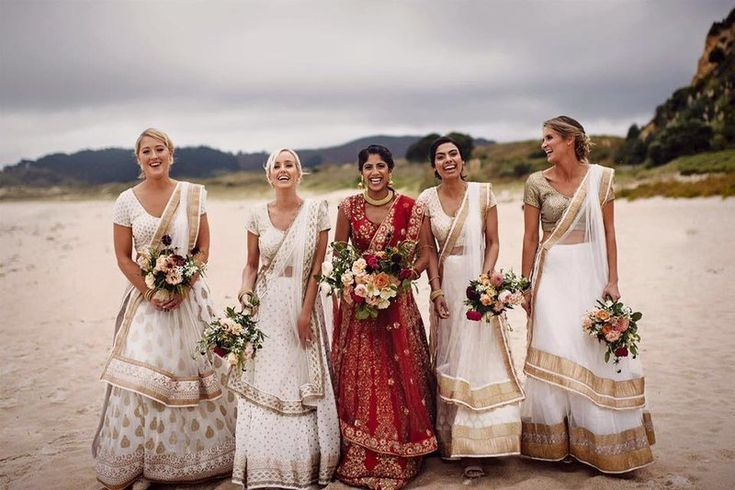 25+ Best Ideas About Indian Bridesmaid Dresses On